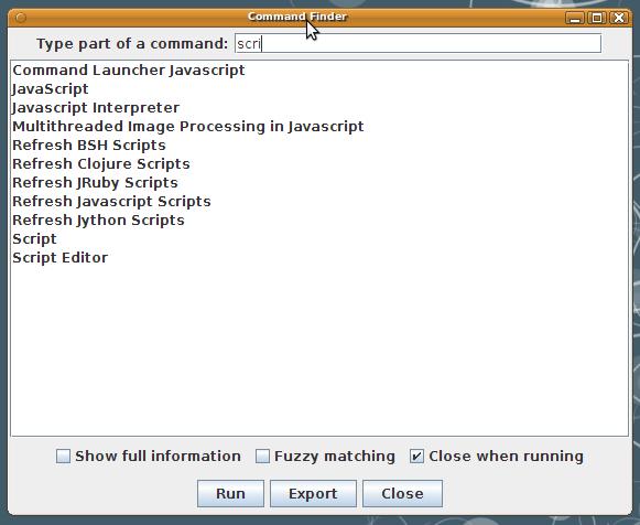 Fiji Programming Tutorial